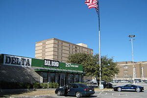 Delta Bail Bonds Photo for Our Dallas Office